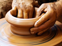 Avanos pottery, Arts and crafts in Cappadocia, shopping, souvenirs and gifts